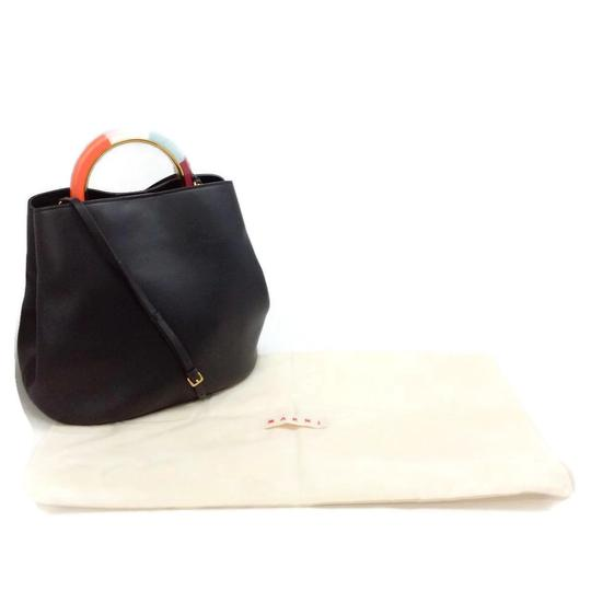 Marni Tote in Black