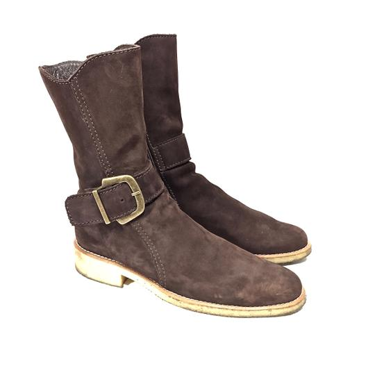 Preload https://img-static.tradesy.com/item/24189856/arche-brown-nubuck-midcalf-w-gold-buckles-crepe-soles-bootsbooties-size-eu-39-approx-us-9-regular-m-0-0-540-540.jpg