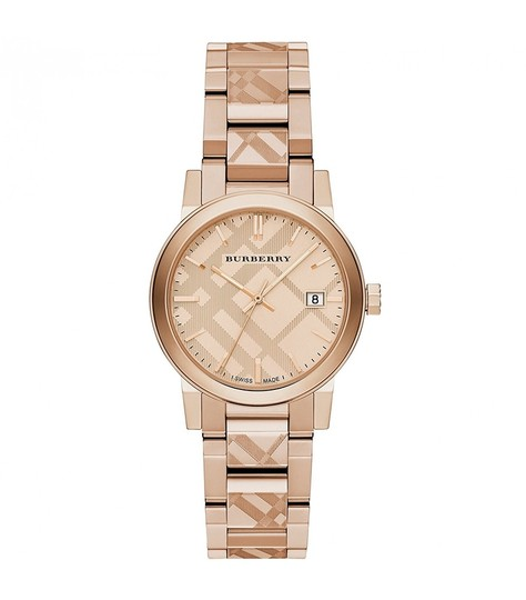 Preload https://img-static.tradesy.com/item/24189985/burberry-rose-gold-and-women-s-bu9146-watch-0-0-540-540.jpg