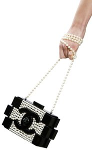 Chanel Pearl Rare Collectors Cross Body Bag