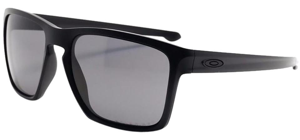 9db84f067d Oakley Matte Black Sliver Xl Unisex Oo9341-01 Grey Polarized Lens Sunglasses