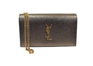 821423bfe21c Silver Saint Laurent Shoulder Bags - Up to 90% off at Tradesy