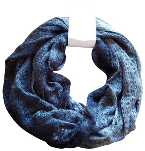 Charming Charlie Infinity scarf - Ombre charcoal/black