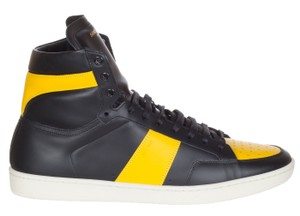 Saint Laurent Black & Yellow Athletic