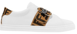 Fendi Sneaker Leather Women Athletic