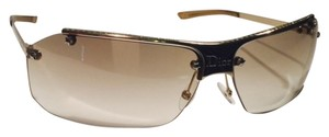 Dior Dior hit 2 light brown/gold fashion sunglasses
