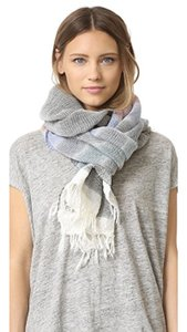Rag & Bone New Striped Fringe Scarf