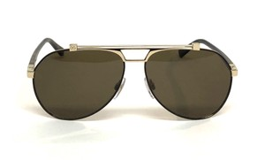 Dolce&Gabbana New Polarized Large Aviator Classic DG 2189 1320/83 Free Shipping