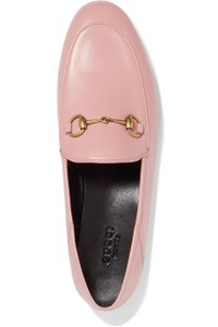 gucci Loafer Loafers Leather Loafer pink Flats