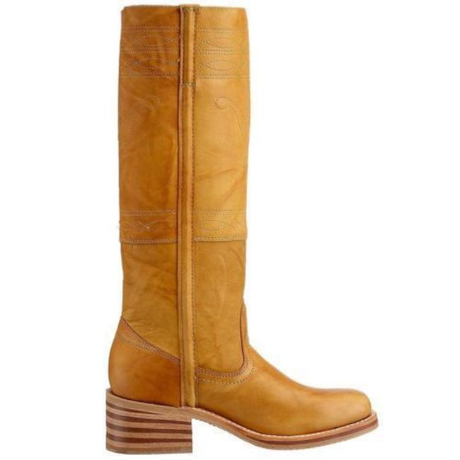 Item - Banana New Womens Campus Stitching Horse Style 77370 Boots/Booties Size US 7 Regular (M, B)