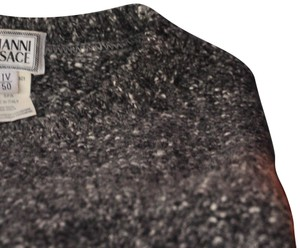 """Versace Gianni Collector's Item 550 Wool/Cashmere Size 50 (50"""" Bust) Sweater"""