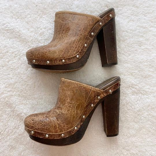 Vince Camuto Mules Image 1