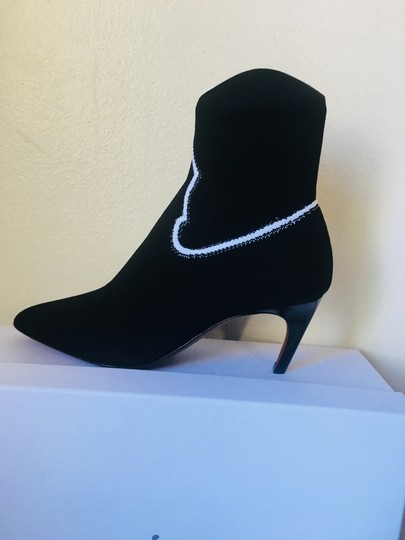 Dior Black and white Boots Image 1