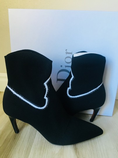 Dior Black and white Boots Image 2