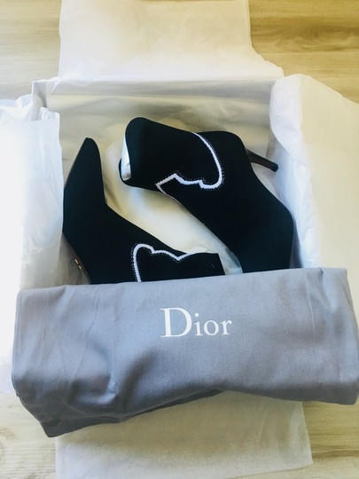 Dior Black and white Boots Image 5