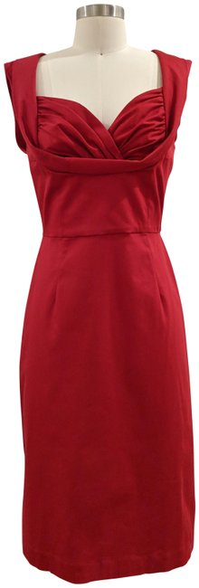 Preload https://img-static.tradesy.com/item/24192003/trashy-diva-red-honey-child-bengaline-mid-length-cocktail-dress-size-12-l-0-2-650-650.jpg