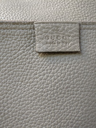 Gucci Jackie Leather Shoulder Hobo Bag Image 10