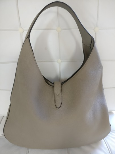 Gucci Jackie Leather Shoulder Hobo Bag Image 5