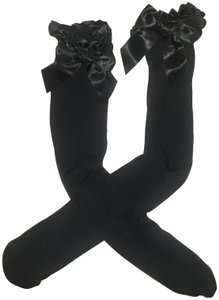 Hue Thigh hi's with ribbon and box detail