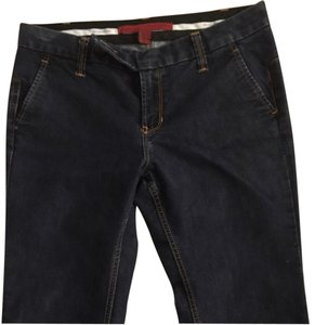 Banana Republic Relaxed Fit Jeans-Dark Rinse