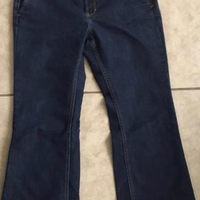 Banana Republic Relaxed Fit Jeans-Dark Rinse Image 1