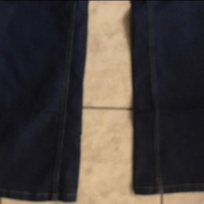 Banana Republic Relaxed Fit Jeans-Dark Rinse Image 3
