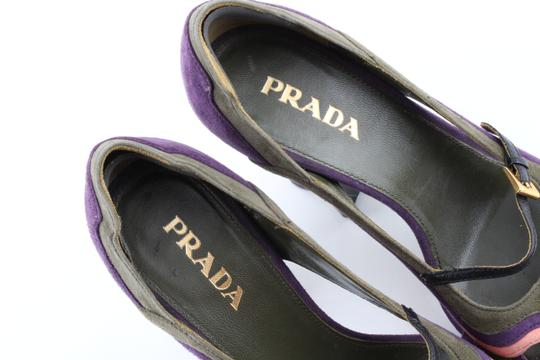 Prada Multi Pumps Image 5