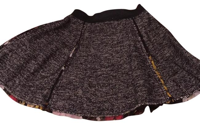 Item - Grey/Black Dolce and Gabanna Skirt Size 8 (M, 29, 30)
