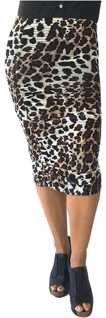 Preload https://img-static.tradesy.com/item/24192607/t-bags-los-angeles-brown-leopard-convertible-mesh-ruched-skirt-short-night-out-dress-size-2-xs-0-1-650-650.jpg
