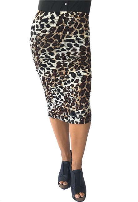 T-Bags Los Angeles Cocktail Jersey Wrap Dress Image 1