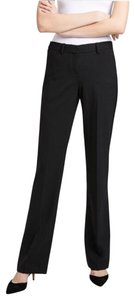 Theory Wool Trouser Date Night Flare Pants Black