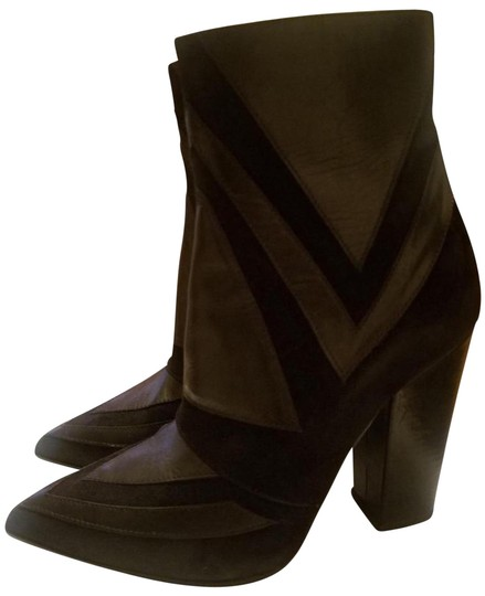 Preload https://img-static.tradesy.com/item/24192693/laurence-dacade-black-killer-leather-panel-design-suede-bootsbooties-size-eu-38-approx-us-8-narrow-a-0-1-540-540.jpg