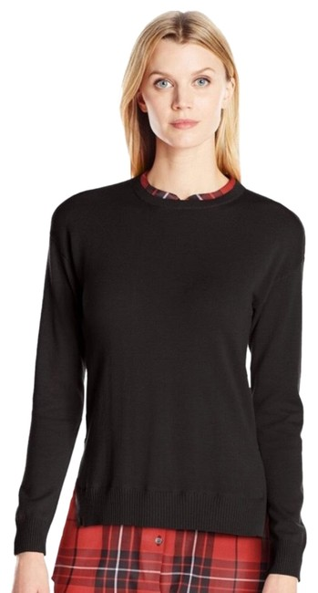 Preload https://img-static.tradesy.com/item/24192941/lord-and-taylor-black-blouse-size-petite-8-m-0-1-650-650.jpg