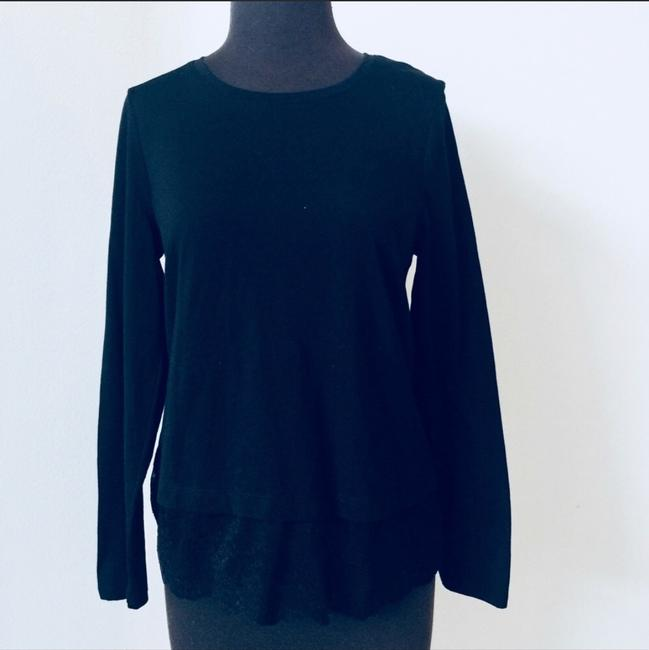 Lord & Taylor Top Black Image 1