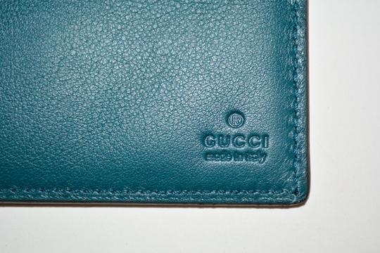 Gucci NIB GUCCI CROCODILE LEATHER BIFOLD WALLET MADE IN ITALY Image 7