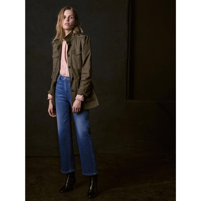 MiH Jeans Straight Leg Jeans Image 10