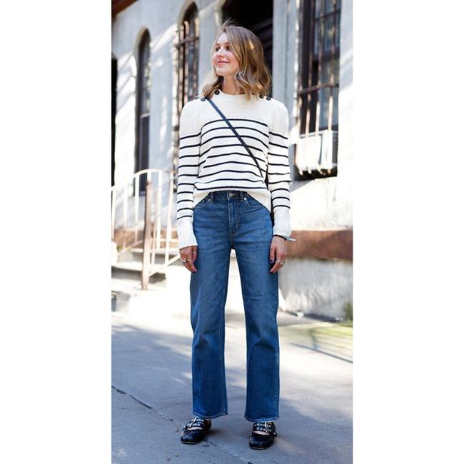 MiH Jeans Straight Leg Jeans Image 9