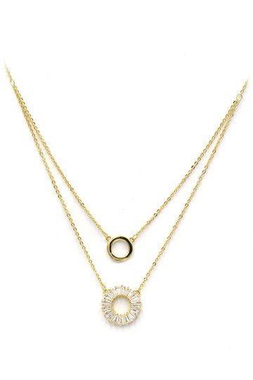 Preload https://img-static.tradesy.com/item/24193264/gold-duplexes-crystal-circle-necklace-0-0-540-540.jpg