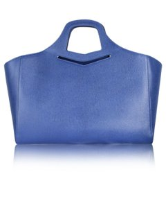 Valextra Tote in Blue