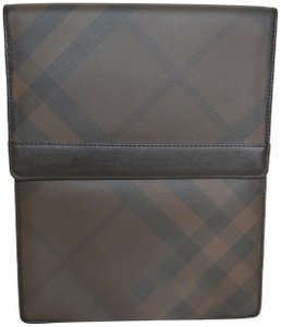 Burberry NWT BURBERRY SMOKED CHECK TABLET iPAD SLEEVE COVER CASE
