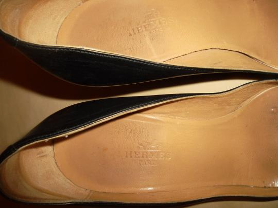 Hermès black Pumps Image 4