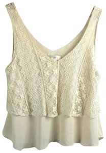 Band of Gypsies Top Ivory