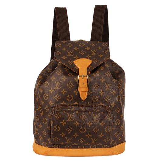 Preload https://img-static.tradesy.com/item/24194493/louis-vuitton-montsouris-6695-brown-canvas-backpack-0-0-540-540.jpg