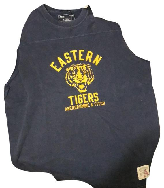 Preload https://img-static.tradesy.com/item/24194542/abercrombie-and-fitch-navy-tee-shirt-size-8-m-0-1-650-650.jpg