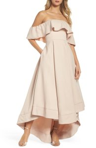 C/meo Collective Ball Gown Luxury Brand Women Dress