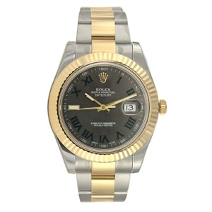 Rolex Rolex Datejust II Two Tone Steel and Yellow Gold 41MM - 116333