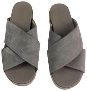 1e8efb322024 Grey Vince Sandals - Up to 90% off at Tradesy