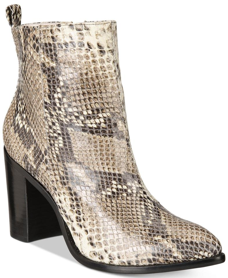 84eb263dfd DKNY Natural Snake Houston Boots Booties Size US 9 Regular (M
