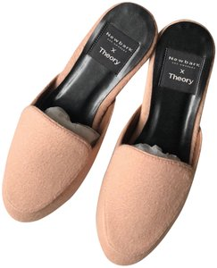 NewbarK Salmon/Pale Rose Flats