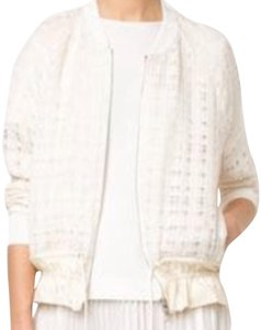 3.1 Phillip Lim Bomber Winter Style Fashion Springfashion ivory Jacket